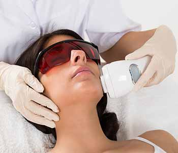 cosmetic laser treatments for the skin in Plano, TX dermatology practice