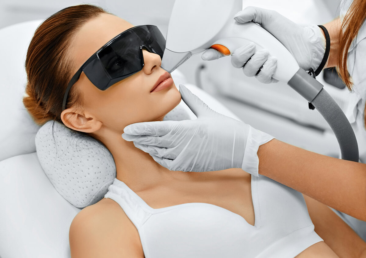 Laser Hair Removal Procedure in Plano TX Area