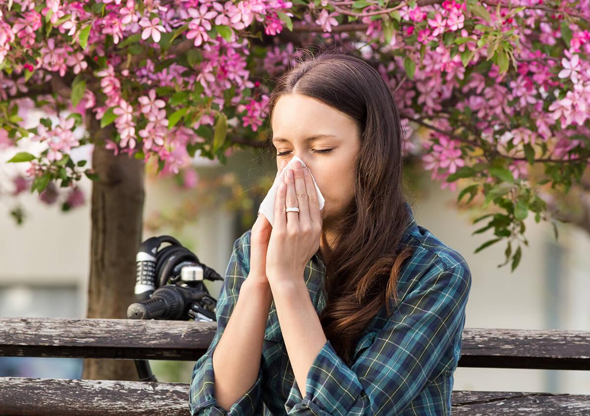Skin Survival During Allergy Season in Plano, TX Area