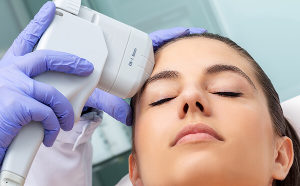 Treatment for sun damaged skin in Plano, TX