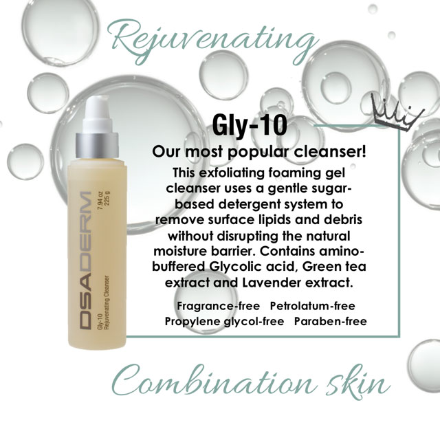 Rejurenating Gly-10 Combination Skin, DSA Dermatology, Plano
