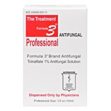 Formula 3 Antifungal